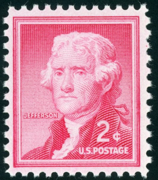 US Classic Stamp: 1033a
