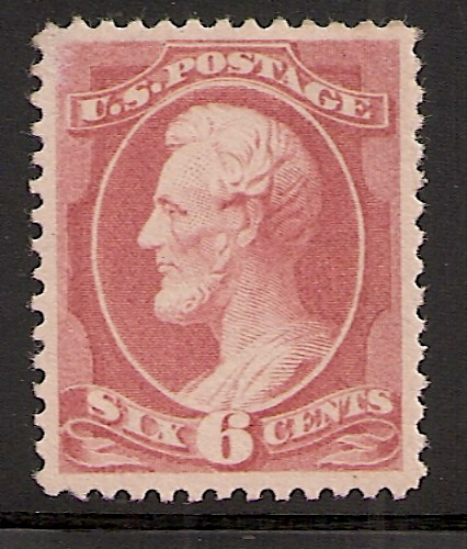 US Classic Stamp: 208a