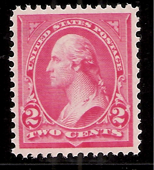 US Classic Stamp: 267a