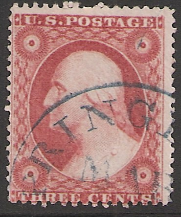 US Classic Stamp: 26A