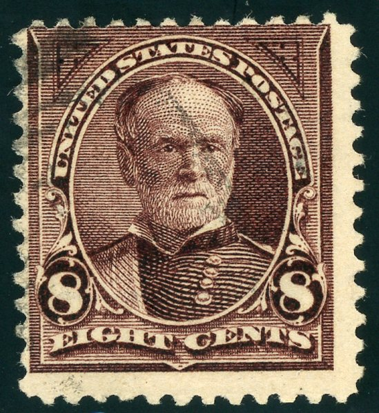 US Classic Stamp: 272a