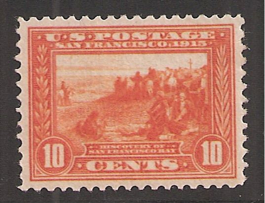 US Classic Stamp: 400A