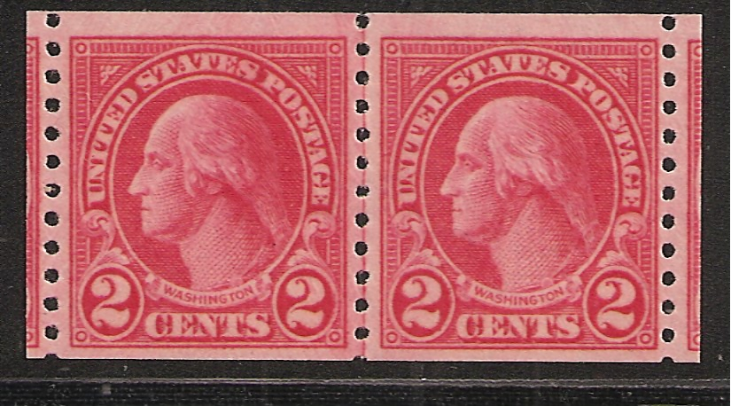 US Classic Stamp: 599A