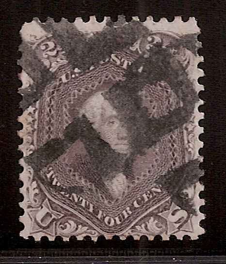 US Classic Stamp: 70a
