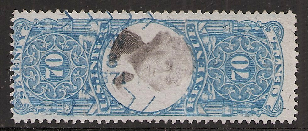 US Classic Stamp: R117a